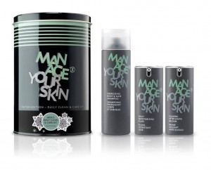 Man age your skin limited edition | Kosmetik Anabelle Scheer