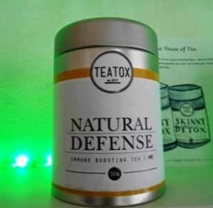 TEATOX Natural Defense | Kosmetik Anabelle Scheer