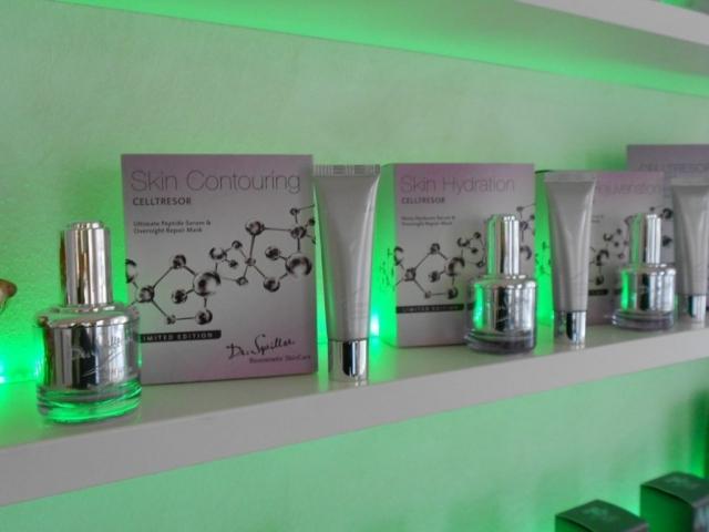 Kosmetik Anabelle Scheer Dr. Spiller Produkte